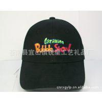 厂家专业生产定制X-22  全黑棉质优质流行元素  时尚帽子