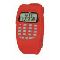 供应工厂批发双功能手表带计算器可选择颜色产品907
