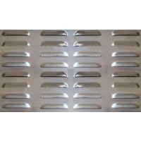 供应筛板加工 百叶窗孔型金属板网