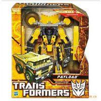 变形金刚电影2拖车航海家级 V级拖车黄色 孩之宝 动漫玩具
