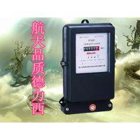 德力西DTS607三相电子表380V1.5(6A)家用电度电能表