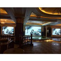 眉山酒店大厅室内全彩LED显示屏价格