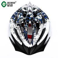【自行车运动头盔】绿道lw859山地车骑行头盔价格 山地自行车头盔批发