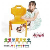厂家直销儿童塑料椅子 出口品质 幼儿园桌椅 学习椅 早教中心椅子