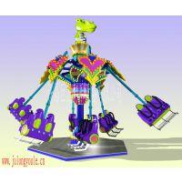 新款刺激好玩游乐设备蓝色星球游乐设施许昌巨龙游乐