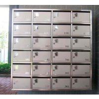 安徽邮政指定信报箱专业生产厂家 合肥小区不锈钢信报箱生产制作价可靠