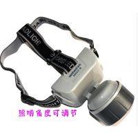 视贝seebestA6012-B LED充电式强光头灯 锂电 户外探照灯 捕鱼灯