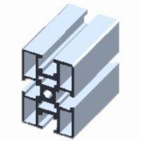 工业铝型材 ZH-8-4080GE 国标 阳极氧化 上海华戎 铝制品