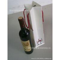 深圳厂家印刷红酒手提袋 红酒纸袋 单支装酒袋 红酒包装