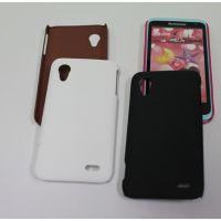 手机皮套厂家现货供应华为热款手机保护皮套C8813超纤手机皮套