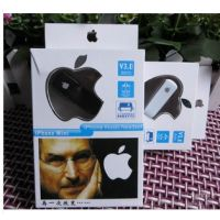 供应一拖二 立体声蓝牙耳机 htc 小米三星 苹果mini耳机 蓝牙耳机