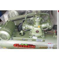 批发虎门10HP/7.5KW活塞式空压机/虎门空压机