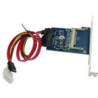 供应CF转SATA硬盘转接卡 CF TO SATA转接卡 CF卡取代2.5 SATA硬盘