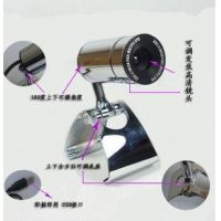 供应热销推荐 金钢狼800W 高清个性摄像头 免驱动USB笔记本摄像头