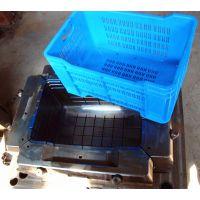 周转箱模具制造  塑料杠模具加工  塑料篮模具