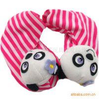 Infantnino卡通袜,动物摇铃袜,熊猫玩具袜