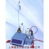 自动卡尔费休测定仪上海 KF-412卡尔费休自动水份测定仪