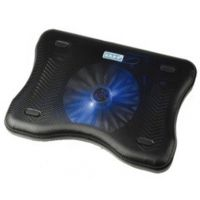 供应秋风亦冷A6  14寸笔记本散热底座 超强劲风力电脑风扇散热器 正品