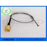 订做各类射频CABLE,客户指定接头线材