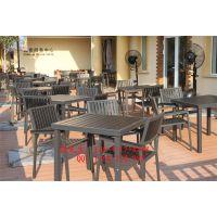 别墅室外桌椅、室内休闲桌椅、休闲区桌椅