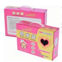 特硬电热水袋/暖手宝专用包装盒/彩盒/礼品盒