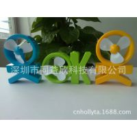 供应正品创意彩色OK迷你掌上空调 便携式 USB迷你空调风扇 现货促销