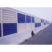 加工定做金属声屏障、公路声屏障、居民区声屏障、百叶声屏障、不锈钢声屏障