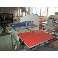 厂家直销40*40cm气动自动双工位热转印机烫画机印花机压烫机