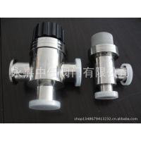 -真空阀门厂家供应 手动 气动 电动真空挡板阀 型号GD-J/S &238-