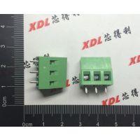 DG128 KF128 接线端子 3P 5.08MM脚距 300V/10A