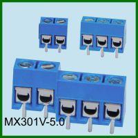 厂家直销螺钉式接线端子间距5.0
