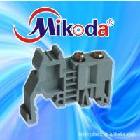 供应接线端子 E-UK  终端固定件 E-UK UKJ2G2   阻燃固定接线端子