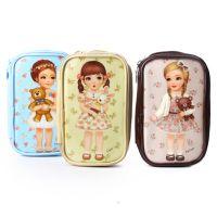 韩国娃娃中号化妆品收纳包 化妆包
