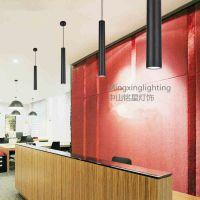 供应中山LED灯饰厂简约现代LED吧台吊灯餐厅卧室书房客厅咖啡厅灯批发