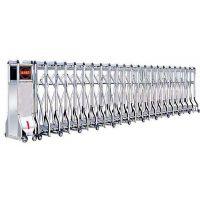 供应坪山做电动门的厂家,电动伸缩门安装。