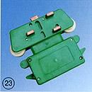 供应多级管式滑触线集电器 JD3-20/60大三极 矿源