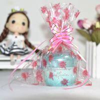 多号彩色印花礼品包装袋 印花透明袋 特大号娃娃袋 毛绒玩具专用