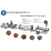 宠物食品机械狗粮猴粮狐狸饲料生产线设备