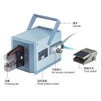 供应FEK-20M气动式端子压接机 便携式端子压接机 轻量型压接机