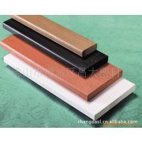 【厂家直销】供应户外家具仿木胶板材 户外家具塑料仿木板条