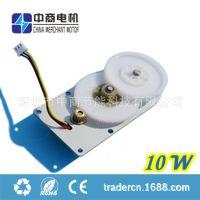 厂家供应 10W 大功率 微型无刷手摇发电机 野营用品风光路灯专用