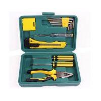 11件套车载维修工具包 汽车应急工具箱组合套装 备用工具 12合一