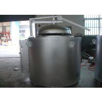 东莞万江金力泰铸铁坩埚式熔锌炉生产畅销