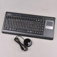 2.4G华硕无线键盘带触控板,带接收器,K8,美语,外贸公司专供