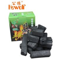 Hewolf/公狼1352烧烤用具烧烤炉木炭烧烤炭机制烧烤碳无烟碳木碳