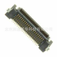 JAE矩形板对板连接阵列边缘夹层式插头KX15-40KLDLE