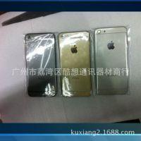 全新苹果5 仿6中框 后盖 特价批发