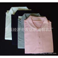 服装厂供应 男女式长袖圆领翻领T恤汗衫广告文化衫POLO衫