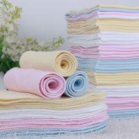 夏款3层纯棉尿布 瞬间吸水 安全无味柔软 婴儿尿片优于纱布生态棉