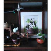 供应四川特色礼品,外事礼品,景泰蓝手工艺画,熊猫摆件,成都福乐礼品